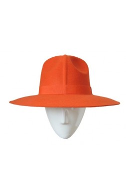 FEDORA WITH 4 HOLES