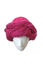 BERET WITH BRAID BORDER