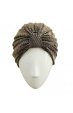 TURBAN WITH STUDS